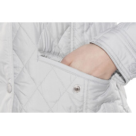Tenson Niva Jacket Women Light Grey